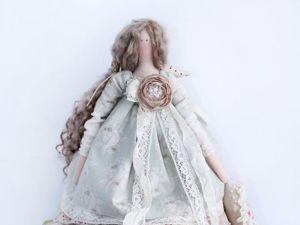 Тильда — куколка, покорившая мир!. Ярмарка Мастеров - ручная работа, handmade.
