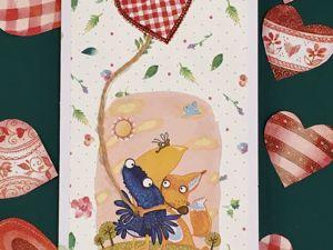 Как создать подарок на день влюбленных из салфеток. Ярмарка Мастеров - ручная работа, handmade.
