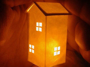 История создания домиков. Ярмарка Мастеров - ручная работа, handmade.