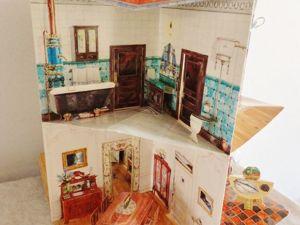 Кукольный домик старой Англии. Новинка нашего магазина. Ярмарка Мастеров - ручная работа, handmade.