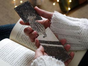 Как угодить книголюбу и искусствоведу: 12 филигранных закладок для книг от Silverleaf. Ярмарка Мастеров - ручная работа, handmade.