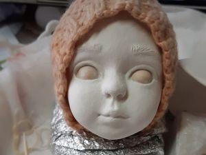 Рождение новой куклы. Ярмарка Мастеров - ручная работа, handmade.