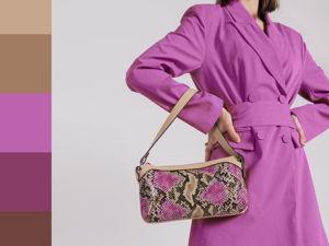 У нас НОВАЯ модель сумки-багет!. Ярмарка Мастеров - ручная работа, handmade.