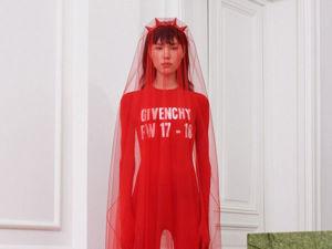 PRE-красная коллекция от Riccardo Tisci для Givenchy. Ярмарка Мастеров - ручная работа, handmade.