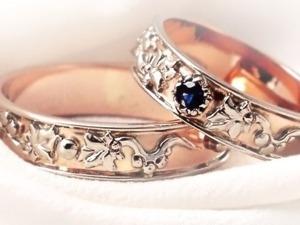 Двух сердец одно решение — обручальное кольцо. Ярмарка Мастеров - ручная работа, handmade.