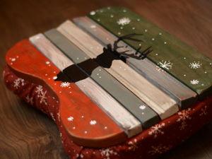 Мастерим столик-подушку для ноутбука своими руками. Ярмарка Мастеров - ручная работа, handmade.