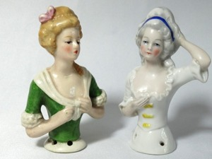Half Dolls: интересные факты истории. Ярмарка Мастеров - ручная работа, handmade.