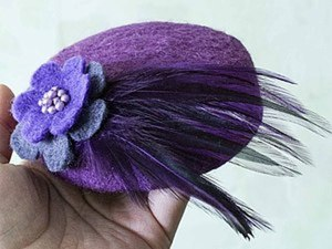 Делаем шляпку-таблетку. Ярмарка Мастеров - ручная работа, handmade.