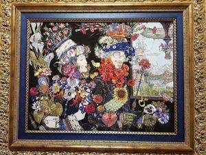 Как начать продавать вышитые картины. Ярмарка Мастеров - ручная работа, handmade.