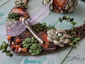 Комплект  «В саду камней». Ярмарка Мастеров - ручная работа, handmade.