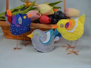 Делаем пасхальную курочку-игрушку. Ярмарка Мастеров - ручная работа, handmade.