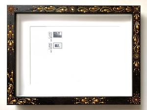 Новая Рамка для фото Точечная роспись Домашний декор Фоторамка. Ярмарка Мастеров - ручная работа, handmade.