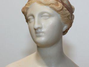 Старинная скульптура,  «Venus» , Copeland, Англия, 1896 г. Ярмарка Мастеров - ручная работа, handmade.