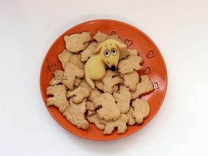 Делаем шерстяную брошь «Печенька» — готовимся к Новому году!. Ярмарка Мастеров - ручная работа, handmade.