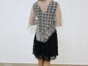Акция на шаль Харуни. Ярмарка Мастеров - ручная работа, handmade.