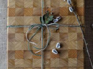 Создание разделочной доски. Ярмарка Мастеров - ручная работа, handmade.