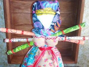 Народная славянская кукла — оберег Филипповка. Ярмарка Мастеров - ручная работа, handmade.