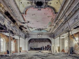 Abandoned Architecture in Works by Photographer Christian Richte. Livemaster - handmade