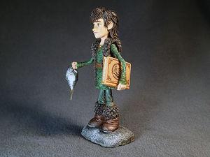 Лепим Икинга из мультфильма «Как приручить дракона». Ярмарка Мастеров - ручная работа, handmade.