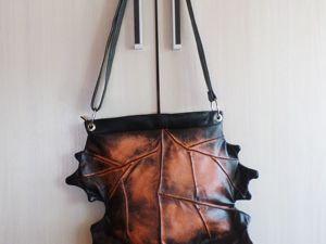 АКЦИЯ.Распродажа готовых кожаных сумок за половину начальной стоимости. Ярмарка Мастеров - ручная работа, handmade.