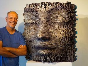 Необычные деревянные скульптуры от Джил Брювель. Ярмарка Мастеров - ручная работа, handmade.