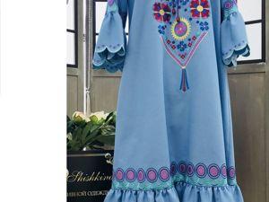 Потрясающее,авторское платье -50%!!!!. Ярмарка Мастеров - ручная работа, handmade.