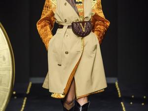 Небрежность как тренд: осенне-зимняя коллекция Versace 2019/2020. Ярмарка Мастеров - ручная работа, handmade.