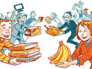 Бартер, как он есть, или Критика экономики обменизма. Ярмарка Мастеров - ручная работа, handmade.
