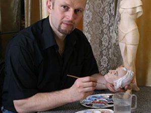 Удивительные и прекрасные куклы Дмитрия Курганова. Ярмарка Мастеров - ручная работа, handmade.