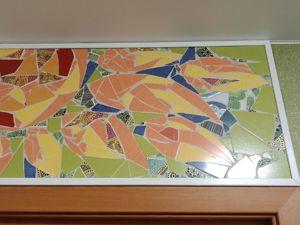 Делаем панно из битой плитки  «Солнце». Ярмарка Мастеров - ручная работа, handmade.
