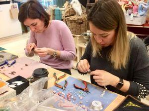 Отчет о мастер-классе. 19 января 2019 год. Ярмарка Мастеров - ручная работа, handmade.