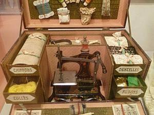 Очарование винтажа: 18 милых детских швейных машинок. Ярмарка Мастеров - ручная работа, handmade.