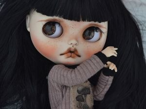 Инга. New Girl. Custom Blythe. Ярмарка Мастеров - ручная работа, handmade.