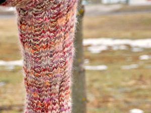 Носки из собачьей шерсти целебные  со скидкой 40 %!АКЦИЯ «Теплые ноги весной» !!!. Ярмарка Мастеров - ручная работа, handmade.
