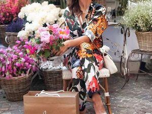 Модные образы на летний сезон 2018. Ярмарка Мастеров - ручная работа, handmade.
