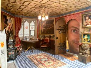 Самый грандиозный долгострой в миниатюре! Англичанин Джон Тренчард вот уже 30 лет создаёт миниатюру собственного замка. Ярмарка Мастеров - ручная работа, handmade.