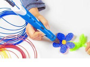 Рисуем Объёмный цветочек 3D ручкой. Ярмарка Мастеров - ручная работа, handmade.