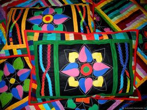 Большой лоскутный комплект  «Философия цвета»  — смотрите, это совсем другой пэчворк!. Ярмарка Мастеров - ручная работа, handmade.