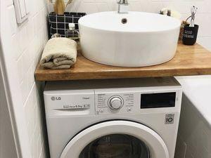 История про крошечную, но очень симпатичную ванную одной семьи. Ярмарка Мастеров - ручная работа, handmade.