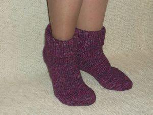Скидка на носочки  Меланж для Неё 35%. Ярмарка Мастеров - ручная работа, handmade.