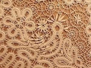 Выставка кружева в Вологодском музее. Часть первая. Ярмарка Мастеров - ручная работа, handmade.