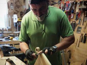 Техника безопасности в столярной мастерской. Ярмарка Мастеров - ручная работа, handmade.