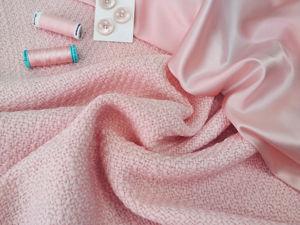 Костюмная ткань и шелк. Ярмарка Мастеров - ручная работа, handmade.