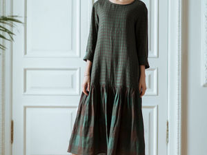 Платье в стиле oversize. Ярмарка Мастеров - ручная работа, handmade.