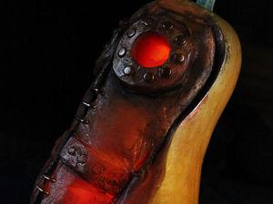 Видео мастер-класс: «Чумной доктор» из тыквы в стиле стимпанк на Halloween. Ярмарка Мастеров - ручная работа, handmade.