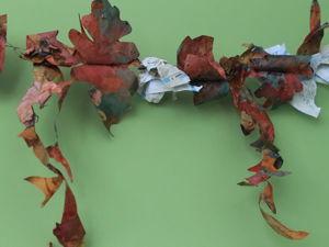 Мастерим гирлянду к 1 сентября. Ярмарка Мастеров - ручная работа, handmade.