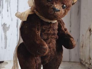 Советский мишка. Ярмарка Мастеров - ручная работа, handmade.