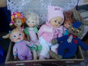 Выставка  «Игрушки нашего детства». Ярмарка Мастеров - ручная работа, handmade.
