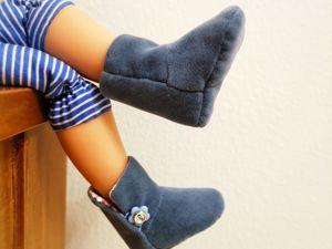 Sewing Paola Reina Boots. Livemaster - handmade