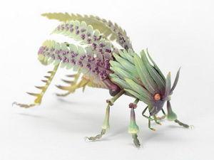 Фантастические насекомые Hiroshi Shinno. Ярмарка Мастеров - ручная работа, handmade.